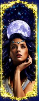 moon goddess wild