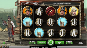 steam tower ss