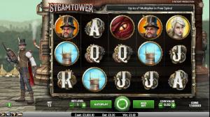 steam tower ss