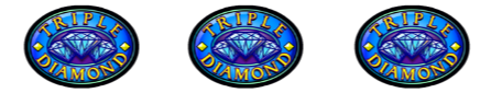 triple diamonds