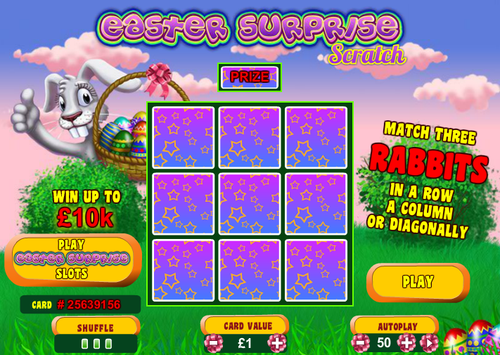 Easter Bunnies Slot Review & Free Instant Play Game