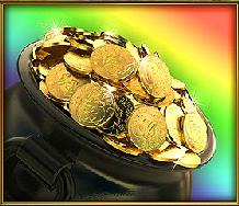 faeries fortune gold