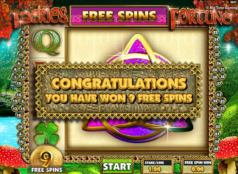 Faeries Fortune Slots - Play Now for Free or Real Money