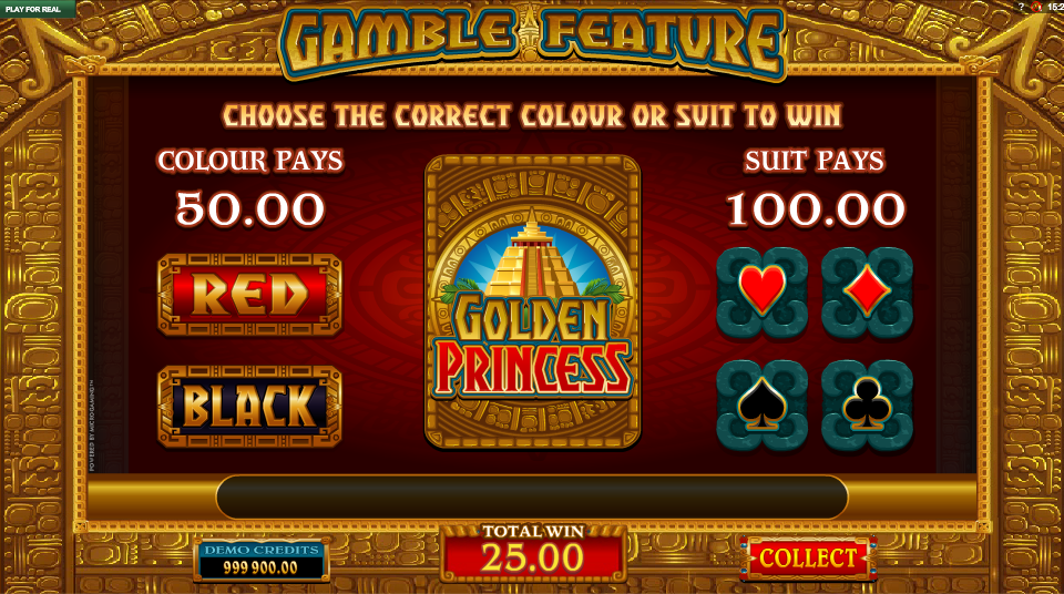 Golden Princess Slot Machine - Play Real Casino Slots Online