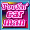 tootin car man scatter