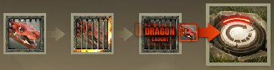 dragon's myth icons