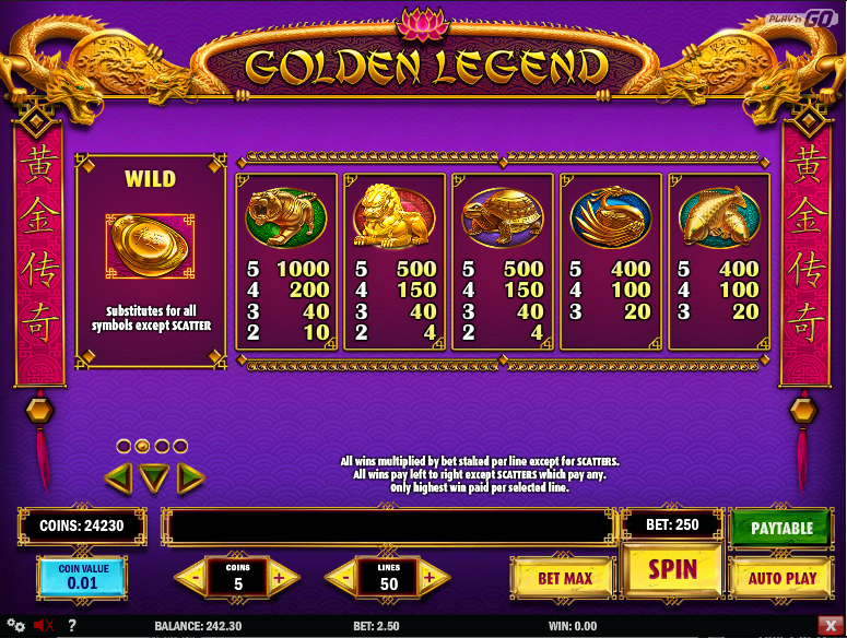 Golden Odyssey Slot - Play Now for Free Online