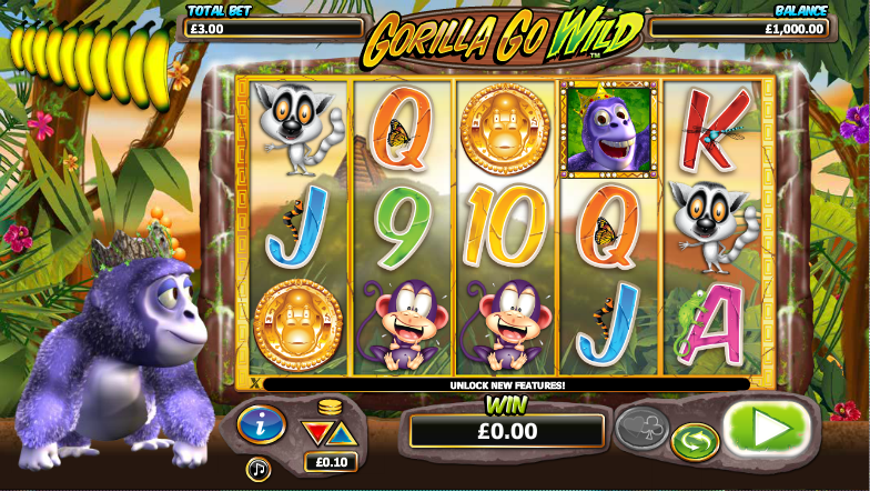 Spiele Wild Ape - Video Slots Online