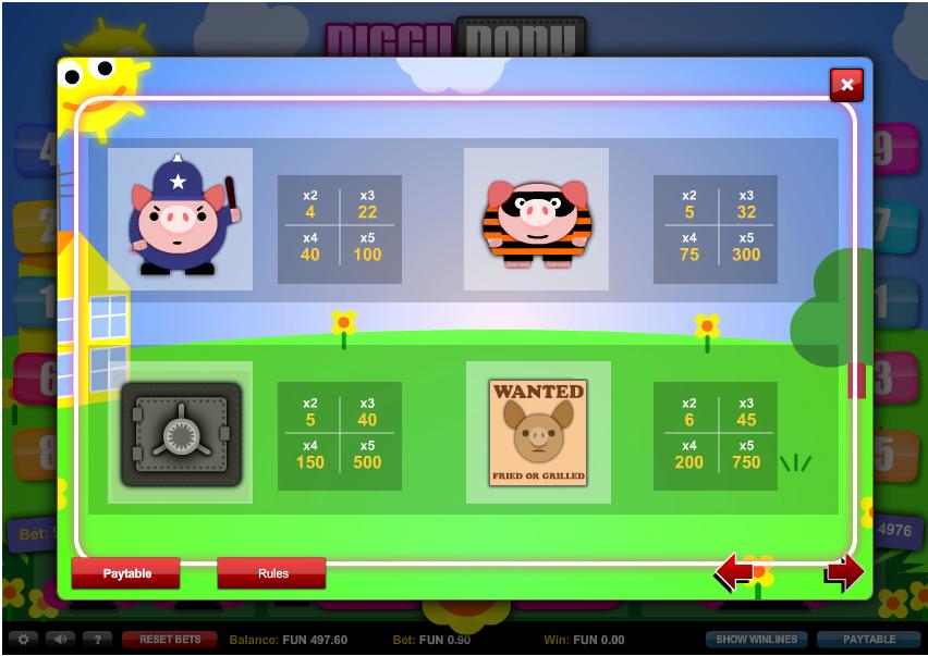 online slots no deposit free spin game