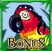 pirates bounty parrot