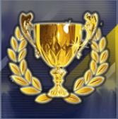 champions goal trophy