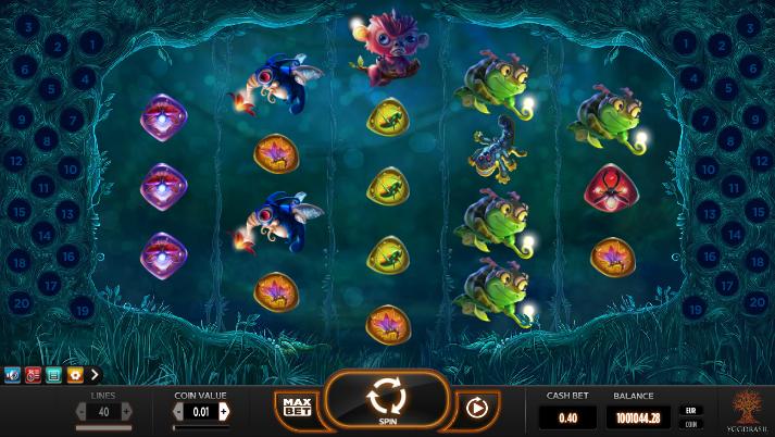 magic mushrooms slot