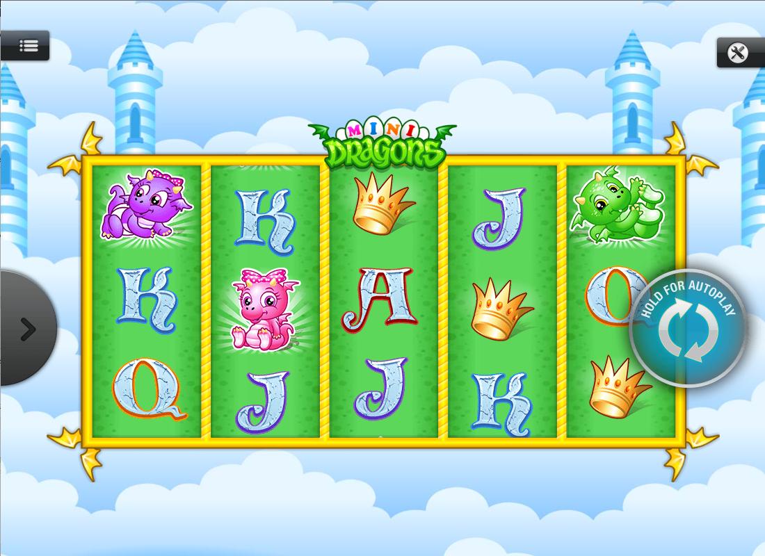 mini dragons screenshot