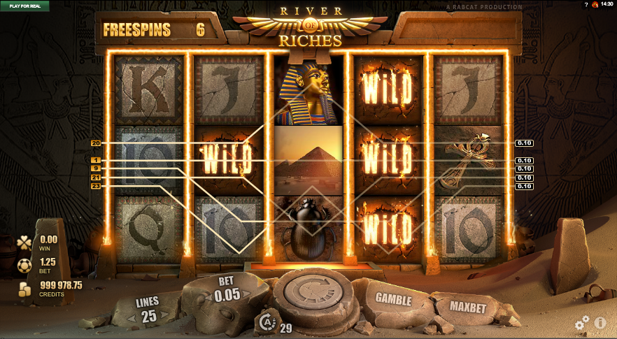 river of riches casino