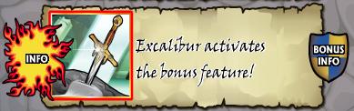 castle cashalot excalibur