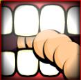 celebrity jungle teeth