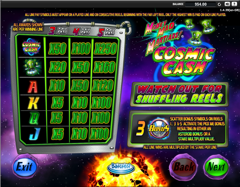 Stretch Limo Slot - Review & Play this Online Casino Game