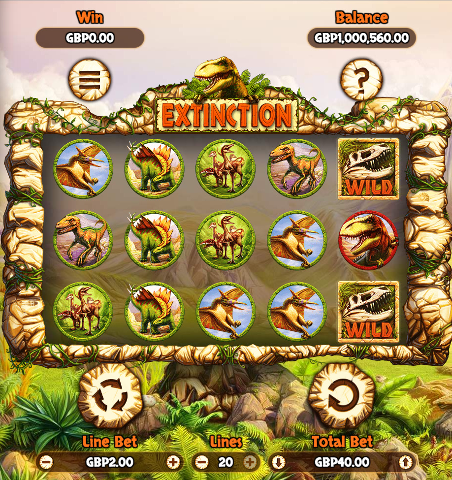 extinction slot