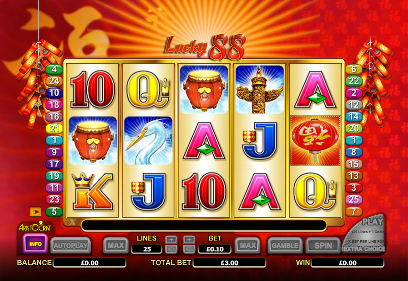 Plenty on Twenty Slots - Free Play & Real Money Casino Slots