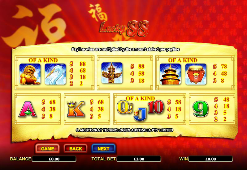 Mr. Luck Slots - Read the Review and Play for Free