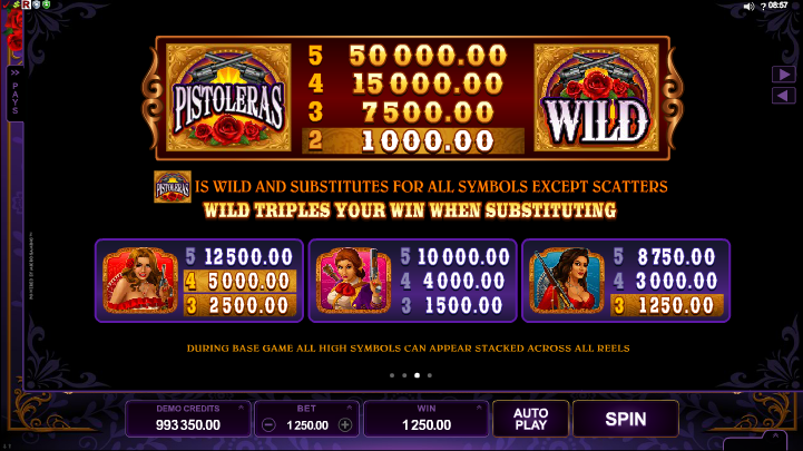 Pistoleras Slots - Review & Play this Online Casino Game