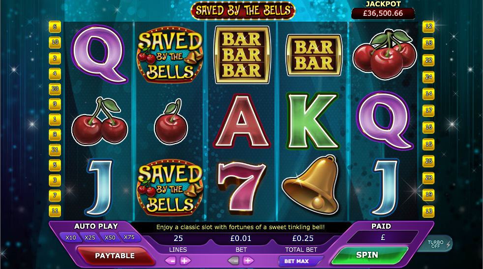Jackpot Bells Slots - Play Online for Free or Real Money