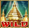 thai temple wild