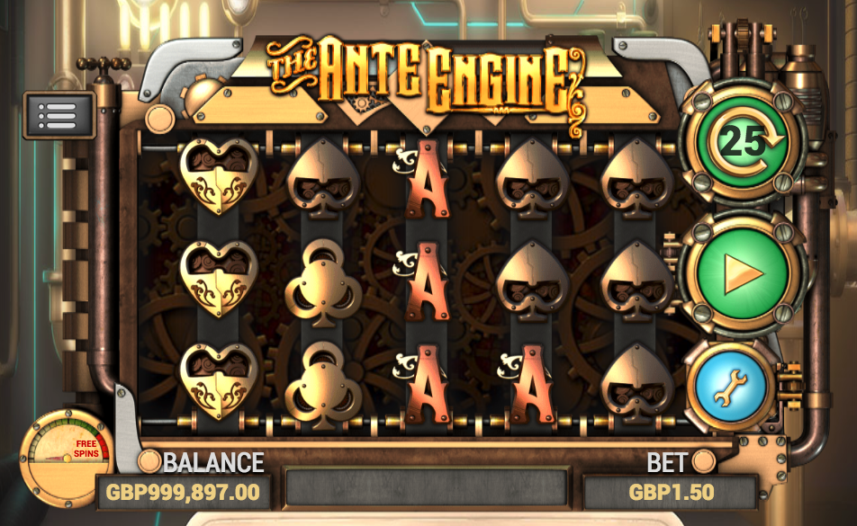 The Ante Engine Slot - Play Odobo Slots Online for Free