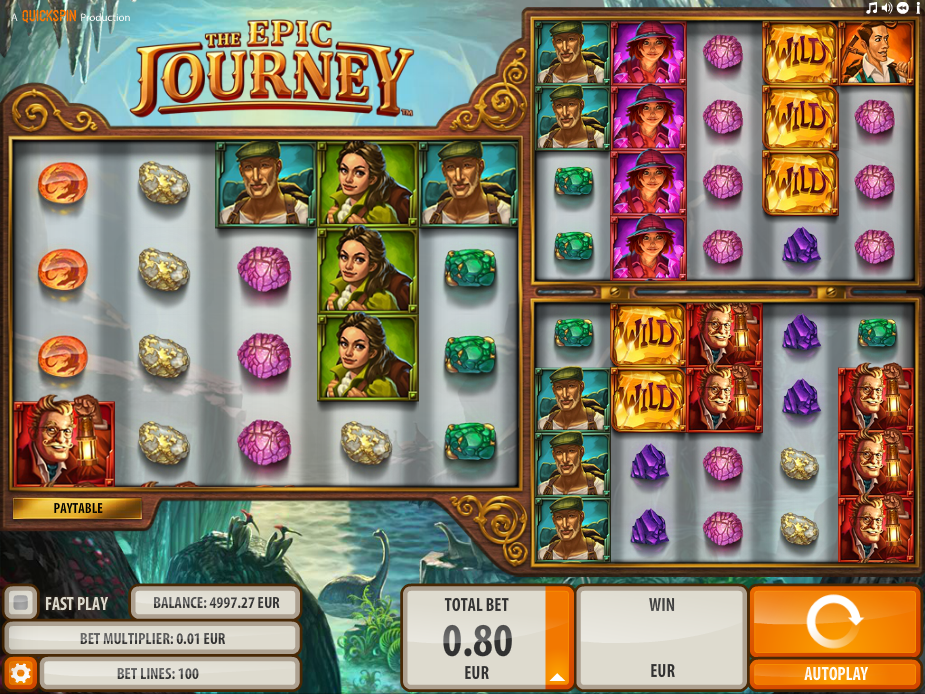 slots journey game