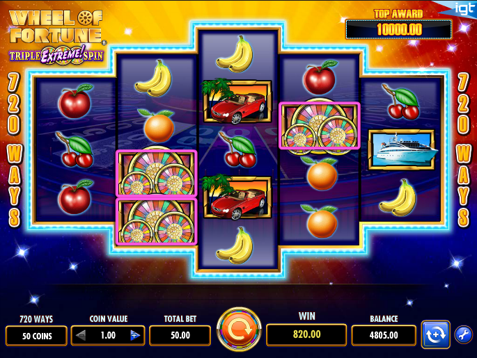 Wheel of Fortune Triple extreme spin Online Slot-Rizk Casino