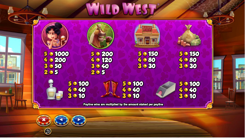 online casino games reviews wild west spiele