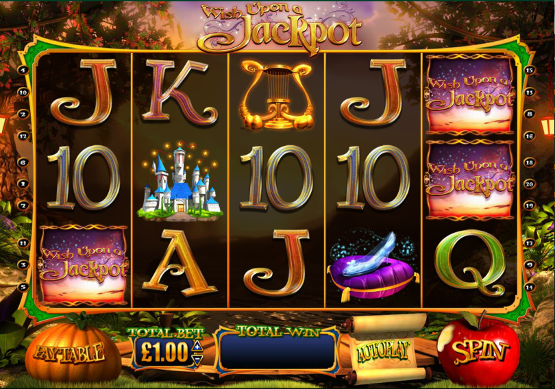 wish upon a jackpot screenshot