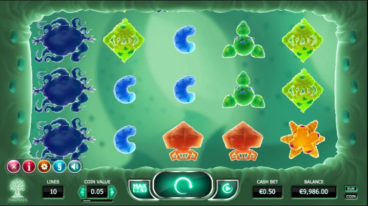 cyrus the virus screenshot