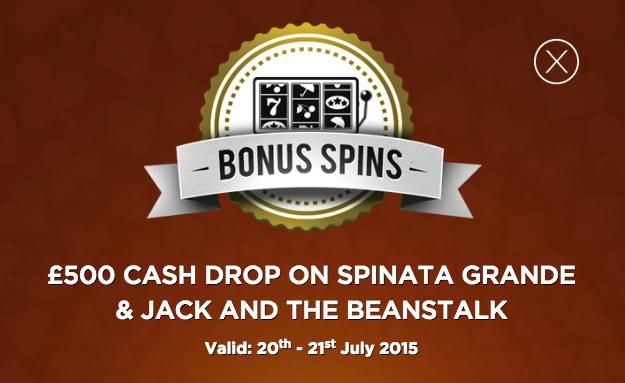 Up to €350 Bonus! Play Spiñata Grande Slot at Mr Green