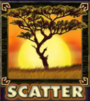 safari heat scatter