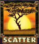 safari heat scatter