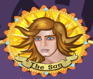 tarot fortune sun