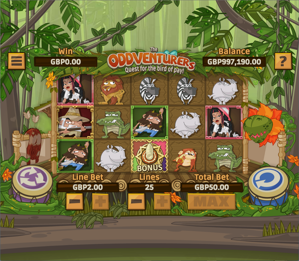 the oddventurers screenshot