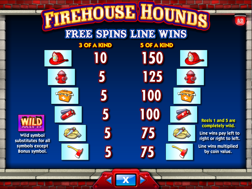 firehouse hounds information