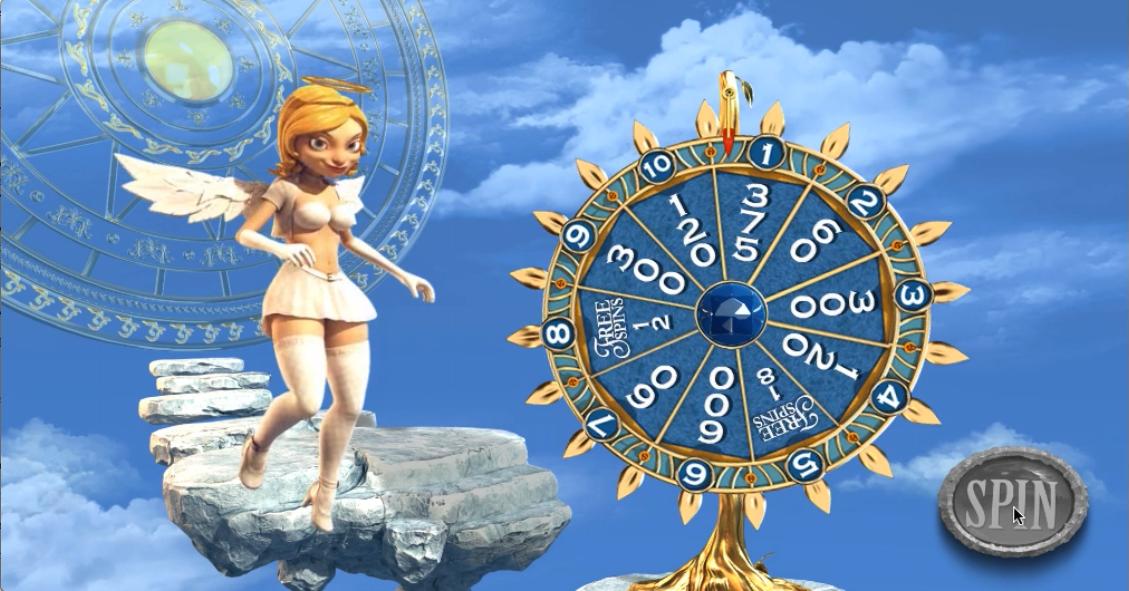 good girl bad girl wheel