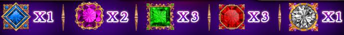 jackpot jewels multipliers