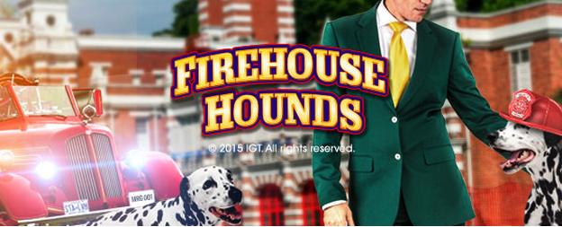 mr green firehouse hounds