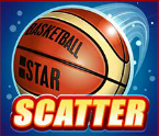 basketball star scatter