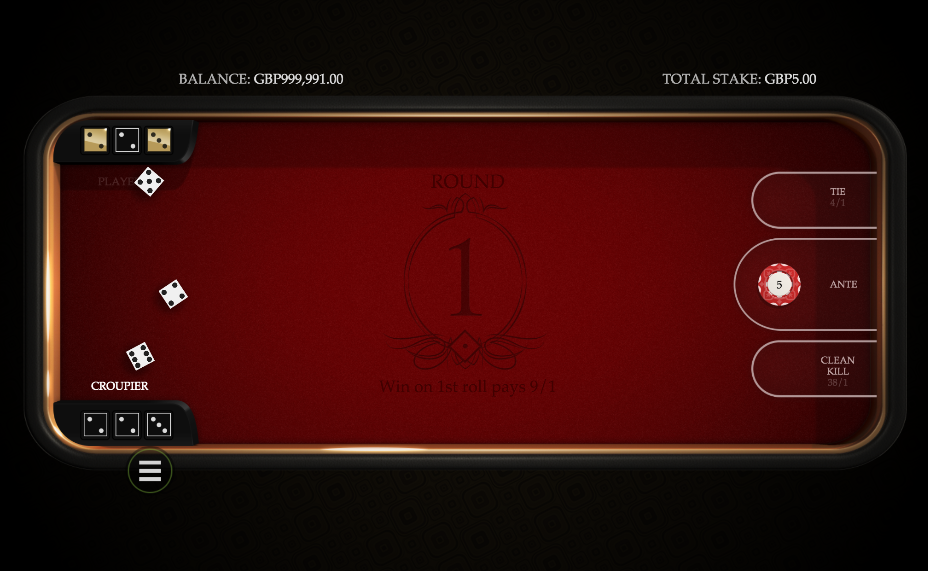 beat the croupier screenshot