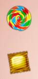 candylicious symbols