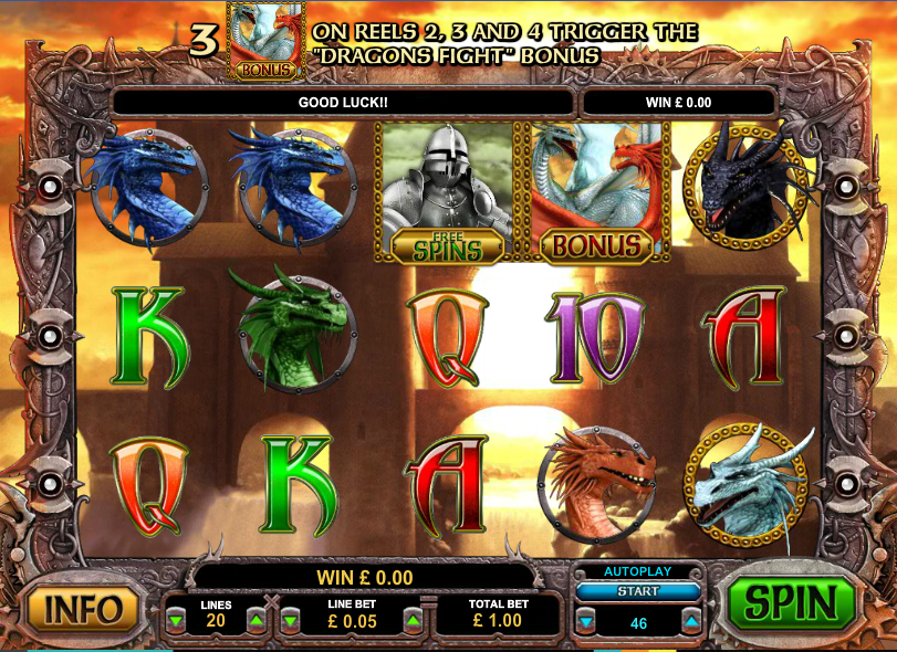 Ancient Dragon Slot Machine Review - Play Online Instantly