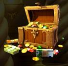 genies fortune chest