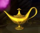 genies fortune lamp
