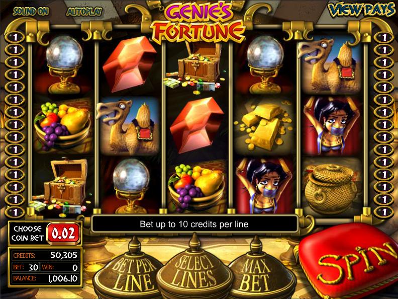 Spiele GenieS Fortune - Video Slots Online