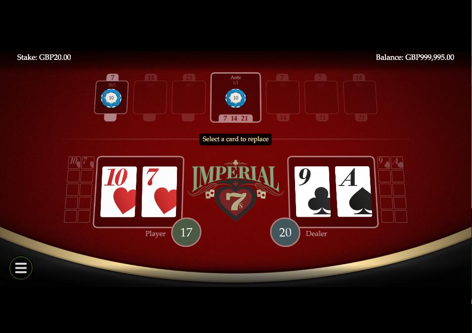 imperial 7s screenshot